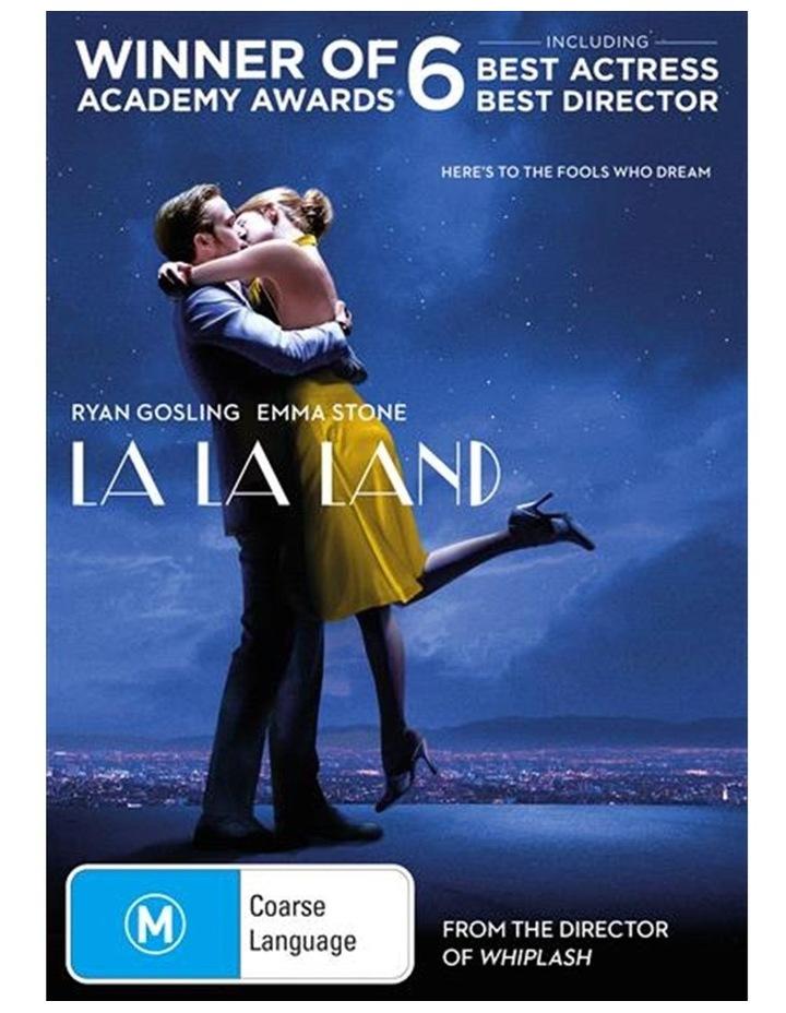 La La Land DVD image 1