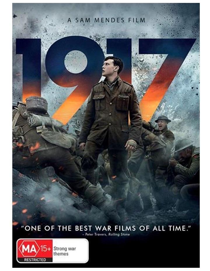 1917 DVD image 1