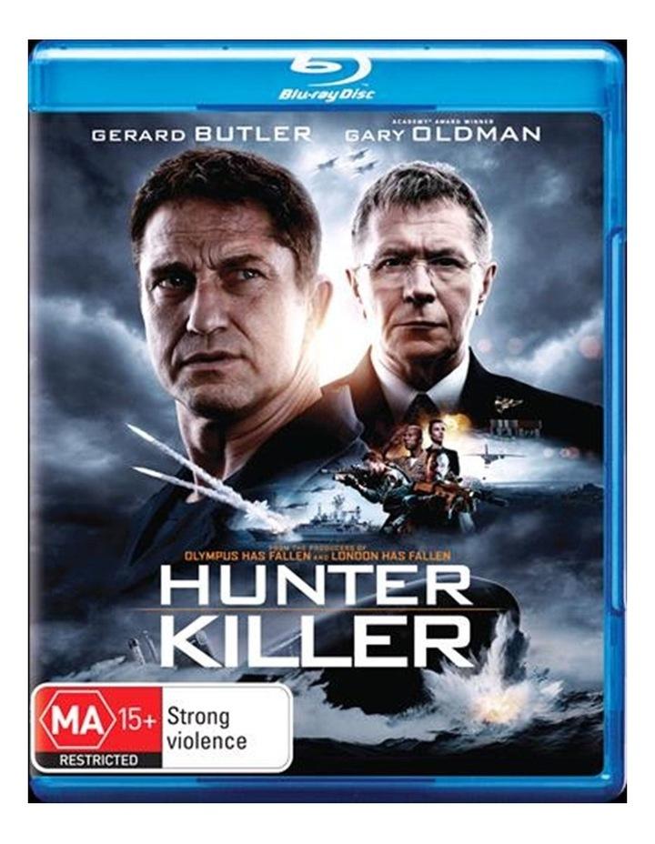 Hunter Killer Blu-ray image 1