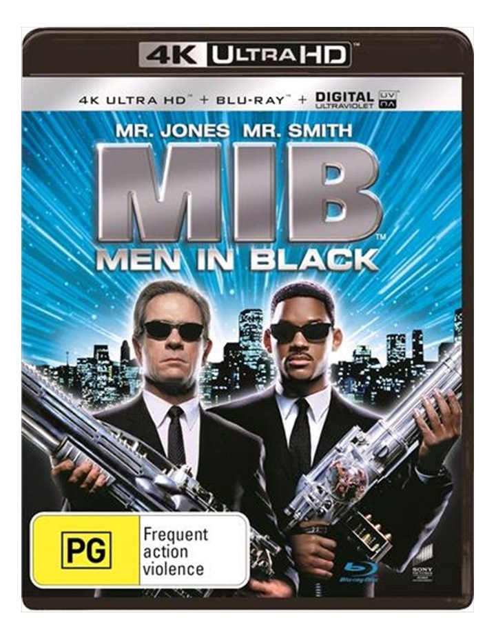 Men In Black UHD image 1