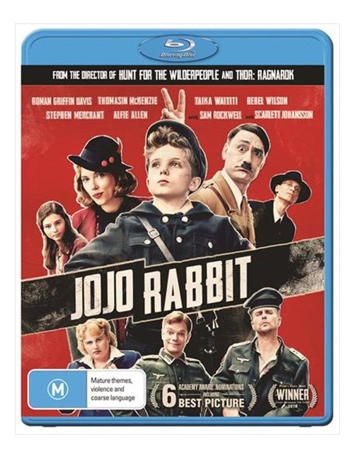Jojo Rabbit Blu-ray image 1