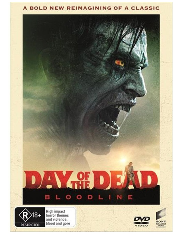 Day Of The Dead - Bloodline DVD image 1