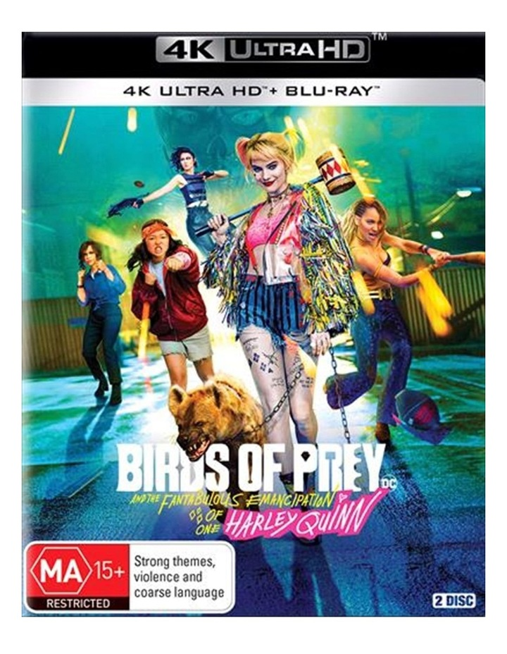 Birds Of Prey UHD image 1