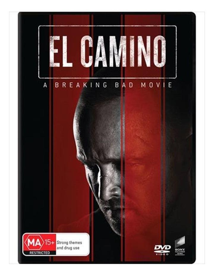 El Camino - A Breaking Bad Movie DVD image 1