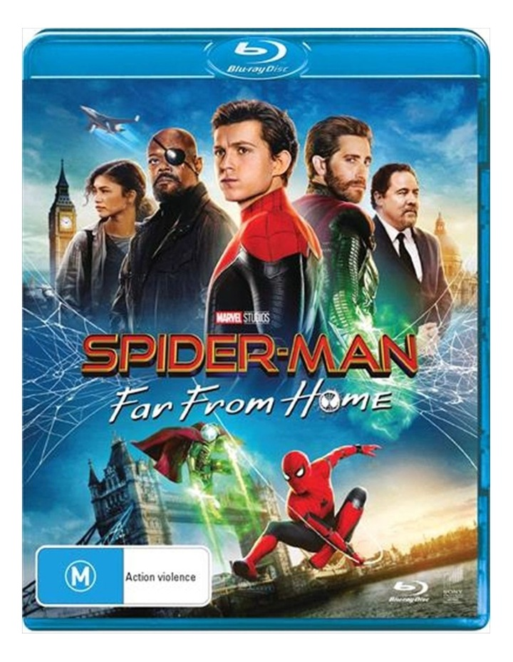 Spider-Man - Far From Home Blu-ray image 1