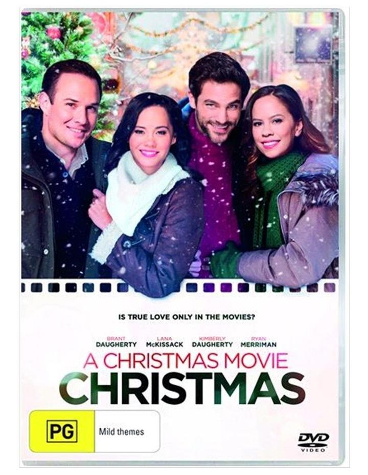 A Christmas Movie Christmas DVD image 1
