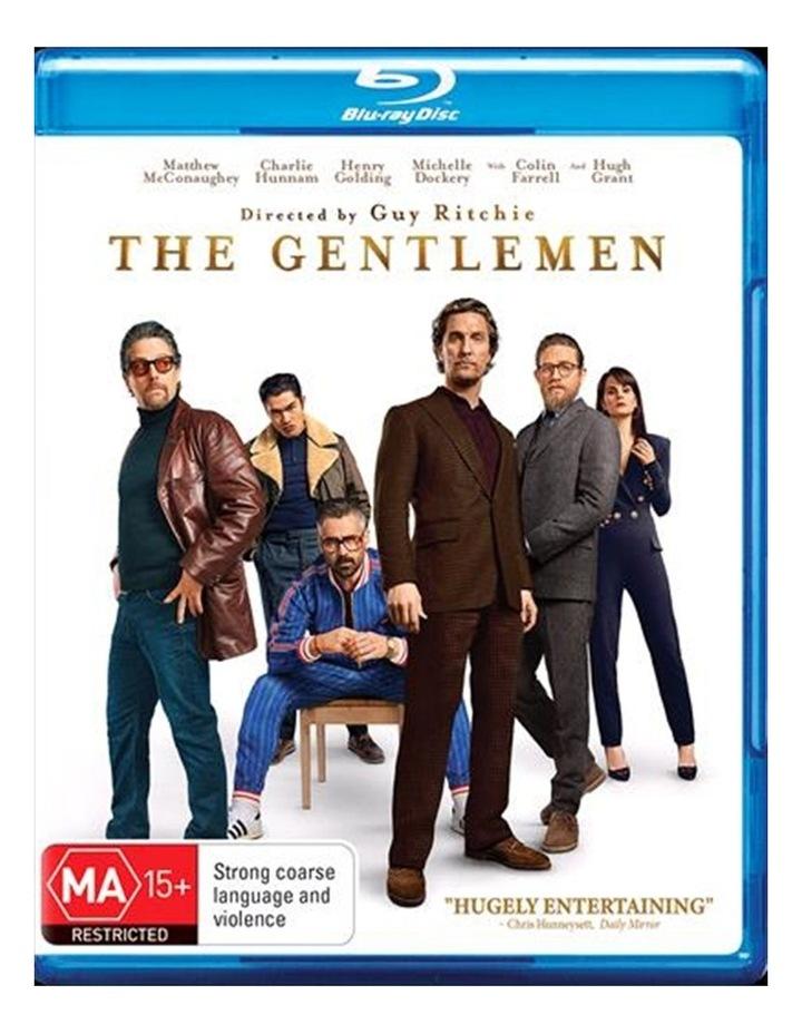 Gentlemen Blu-ray image 1