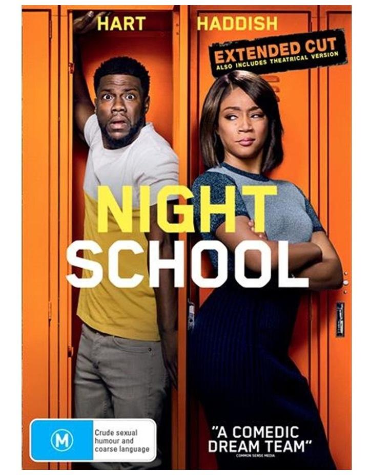 Night School DVD image 1
