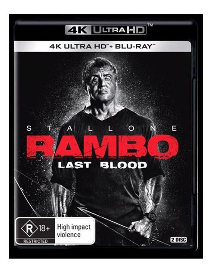 Rambo - Last Blood UHD image 1