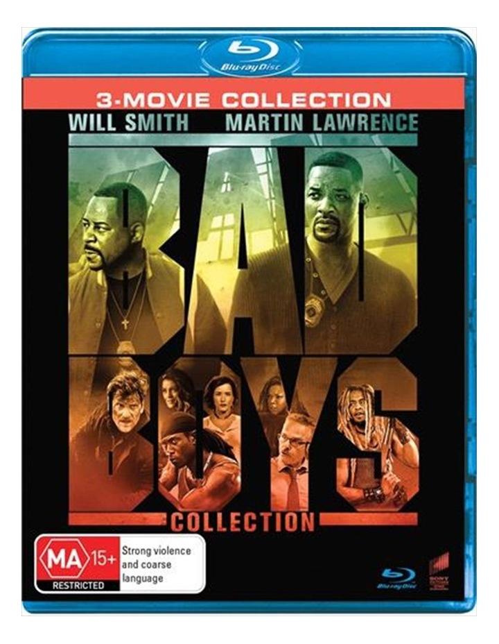 Bad Boys / Bad Boys II / Bad Boys For Life Blu-ray image 1