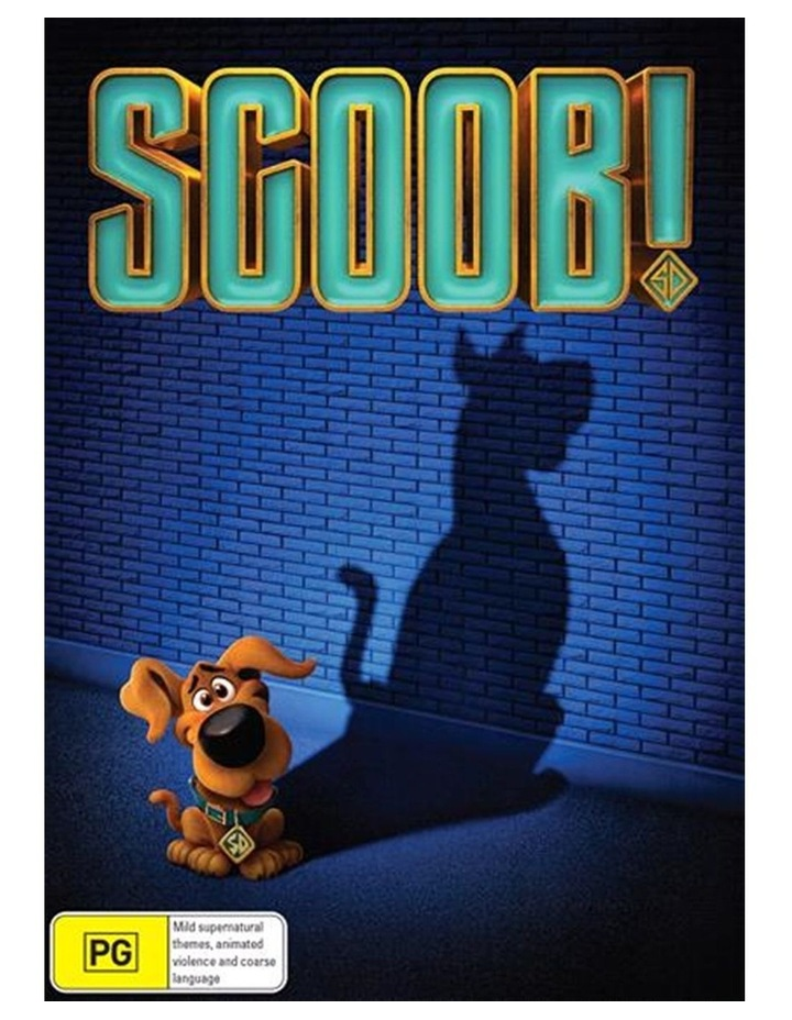 Scoob! DVD image 1