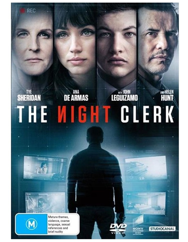 Night Clerk DVD image 1