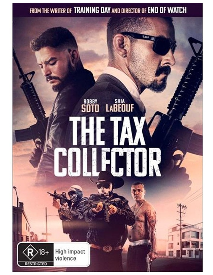 The Tax Collector DVD image 1