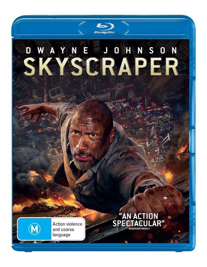 Skyscraper Blu-ray image 1