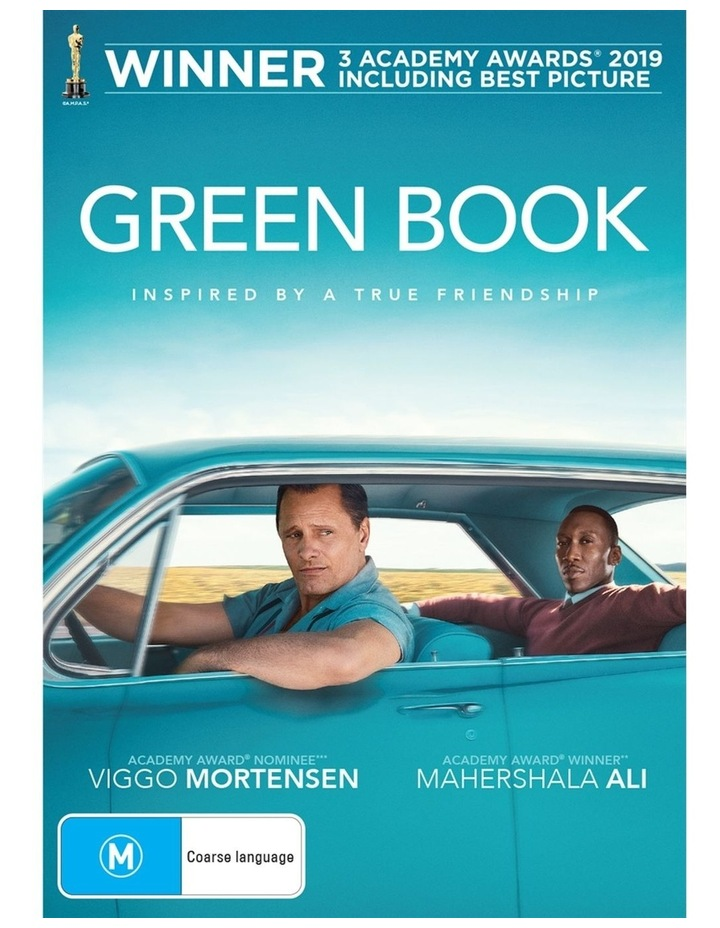 Green Book DVD image 1