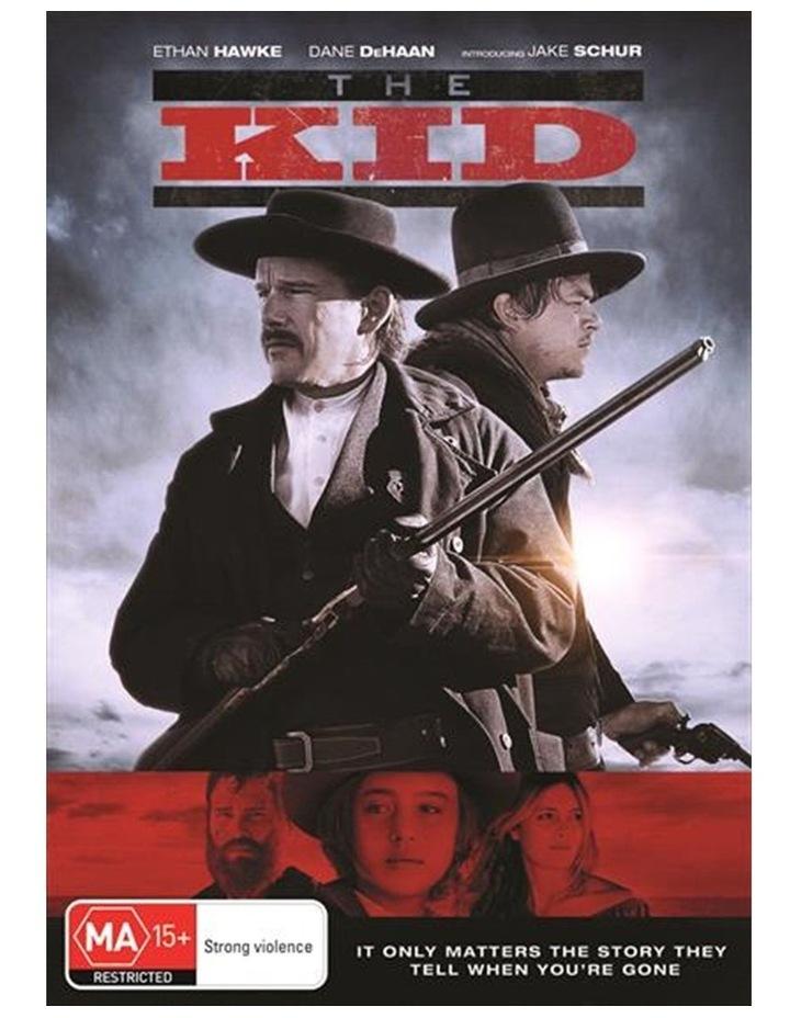 The Kid DVD image 1