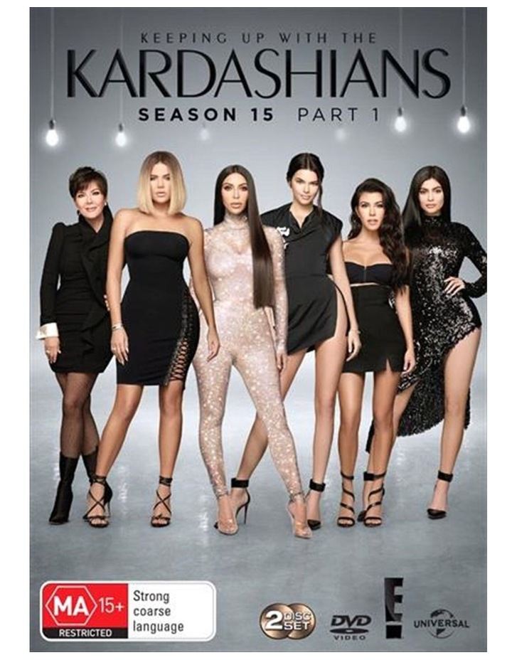 Keeping Up With The Kardashians - Season 15 - Part 1 DVD image 1