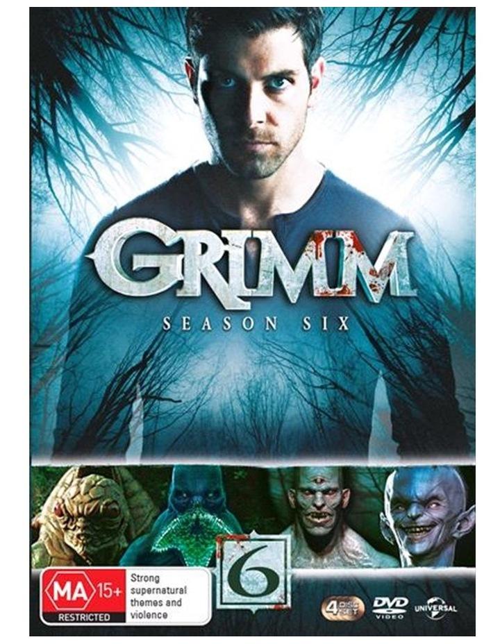 Grimm - Season 6 DVD image 1