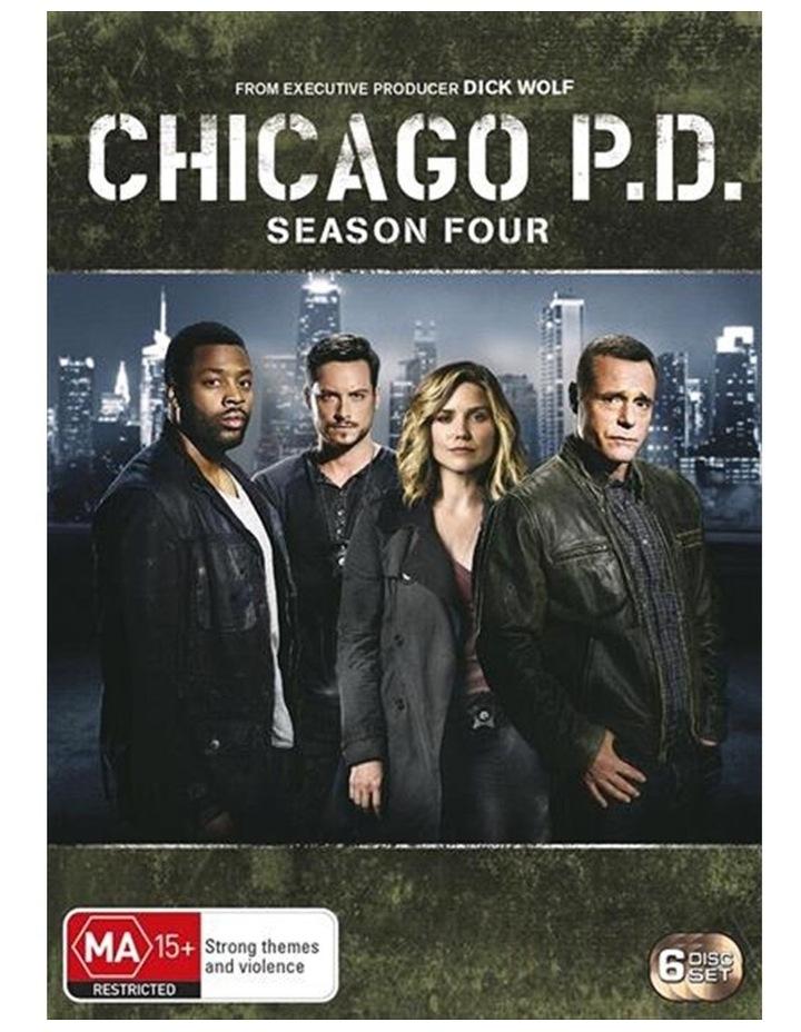 Chicago P.D. - Season 4 DVD image 1