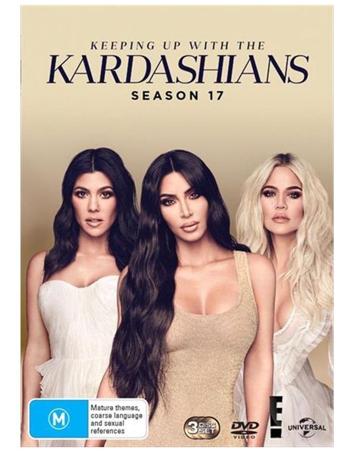 Keeping Up With The Kardashians - Season 17 DVD image 1