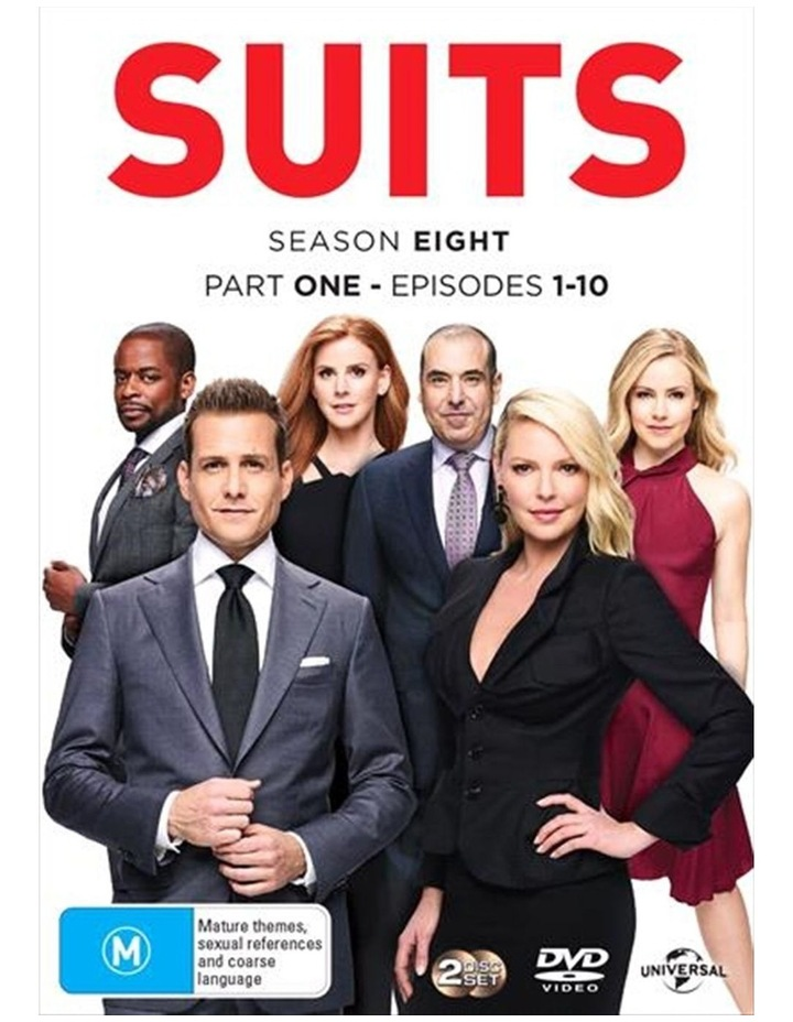 Suits - Season 8 - Part 1 DVD image 1