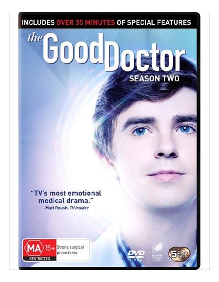 The Good Doctor - Season 2 DVD image 1
