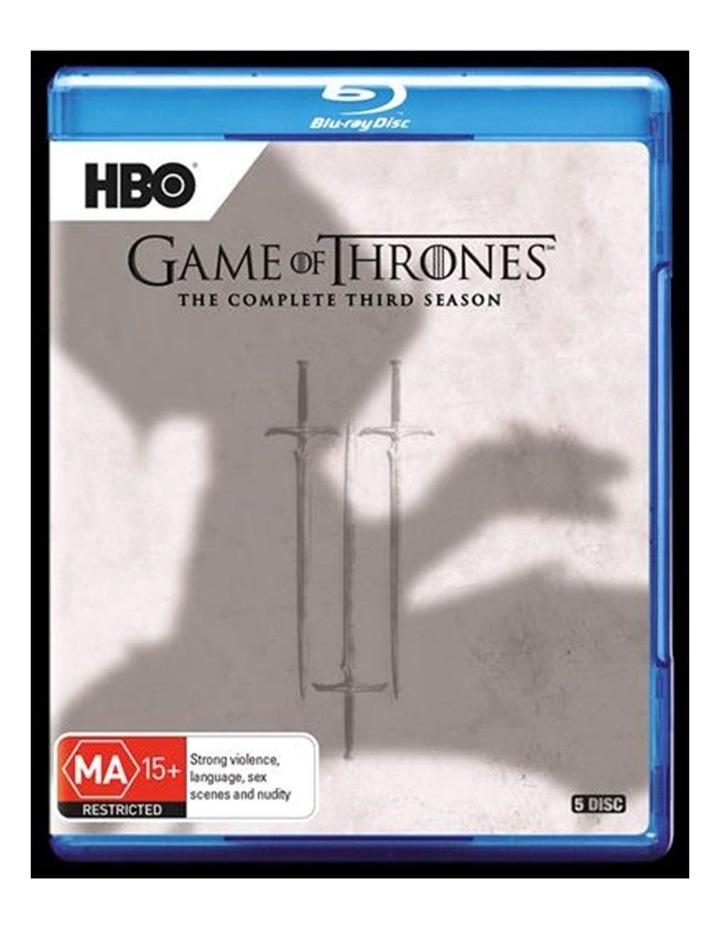 Game Of Thrones - Season 3 Blu-ray image 1