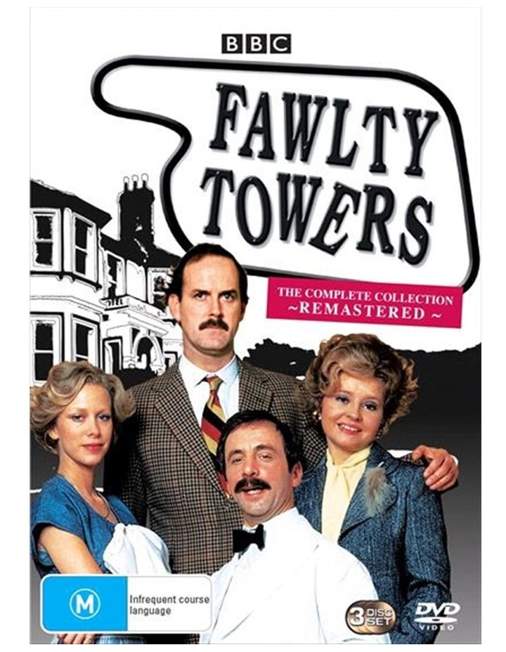 Fawlty Towers - The Complete Remastered Box Set DVD image 1