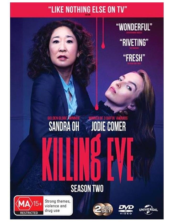 Killing Eve - Season 2 DVD image 1