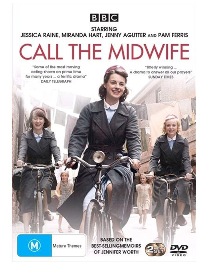 Call The Midwife - Series 1 DVD image 1