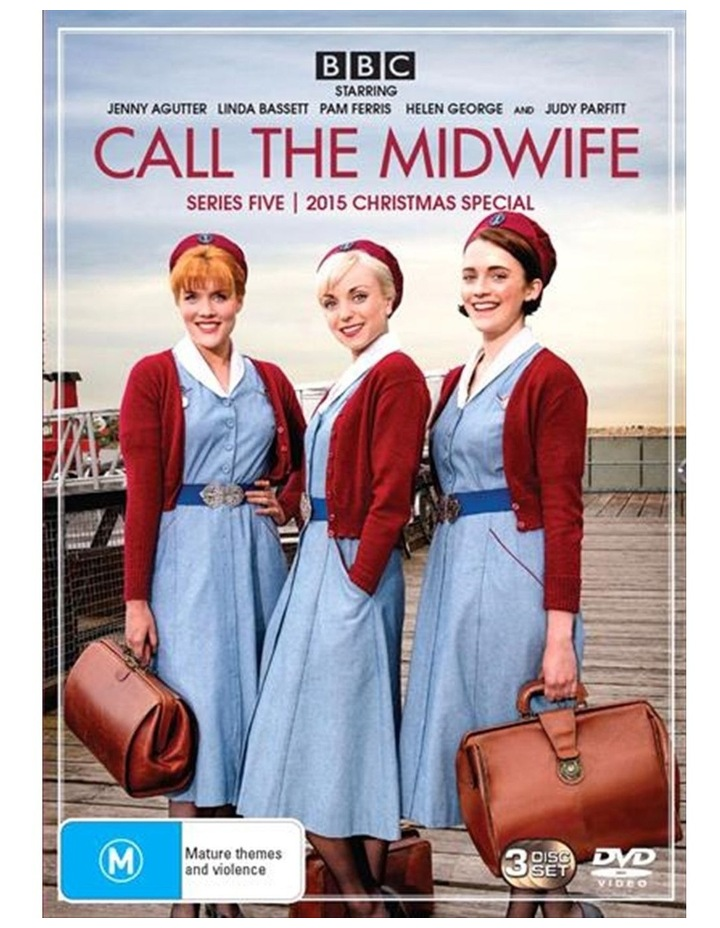 Call The Midwife - Series 5 DVD image 1