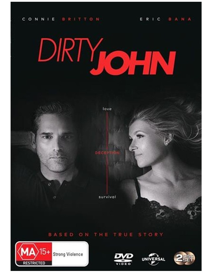 Dirty John - Season 1 DVD image 1