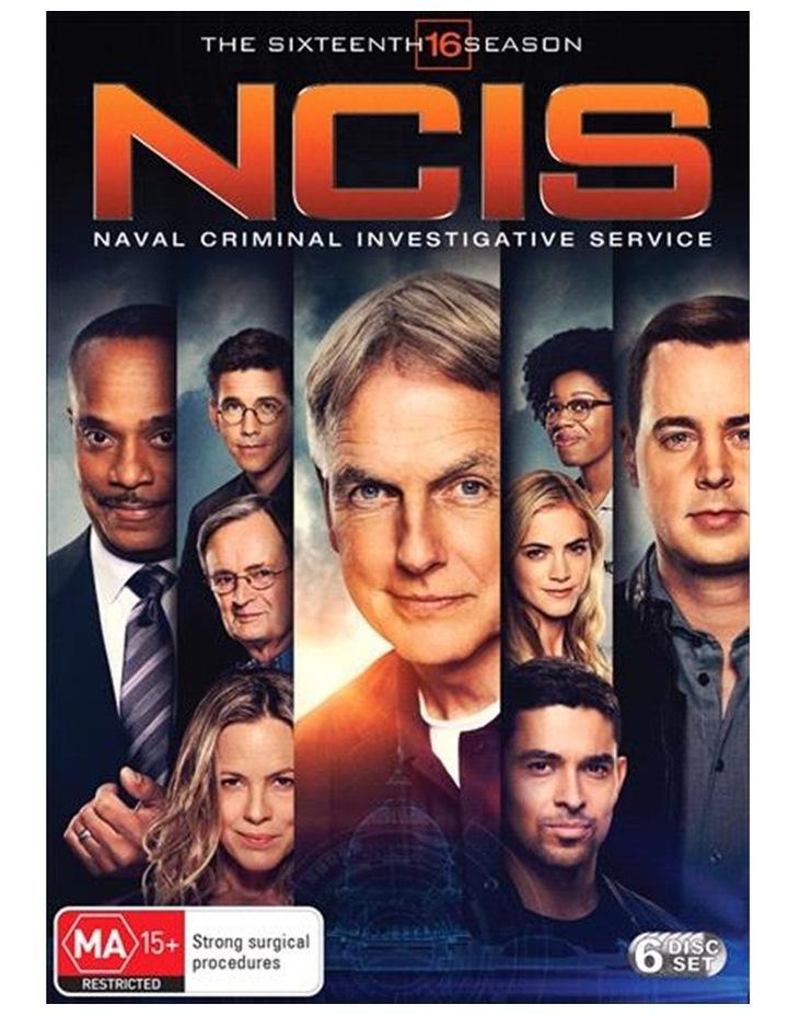 NCIS - Season 16 DVD image 1