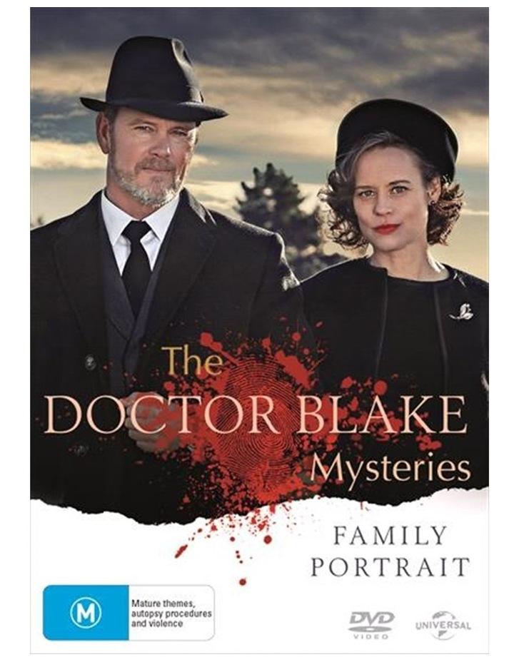 Doctor Blake Mysteries - Family Portrait DVD image 1