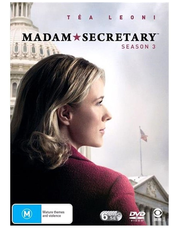 Madam Secretary - Season 3 DVD image 1