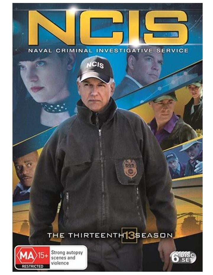 NCIS - Season 13 DVD image 1