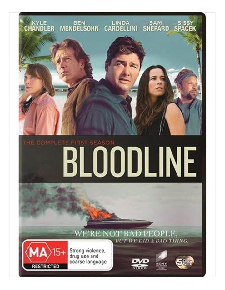 Bloodline - Season 1 DVD image 1