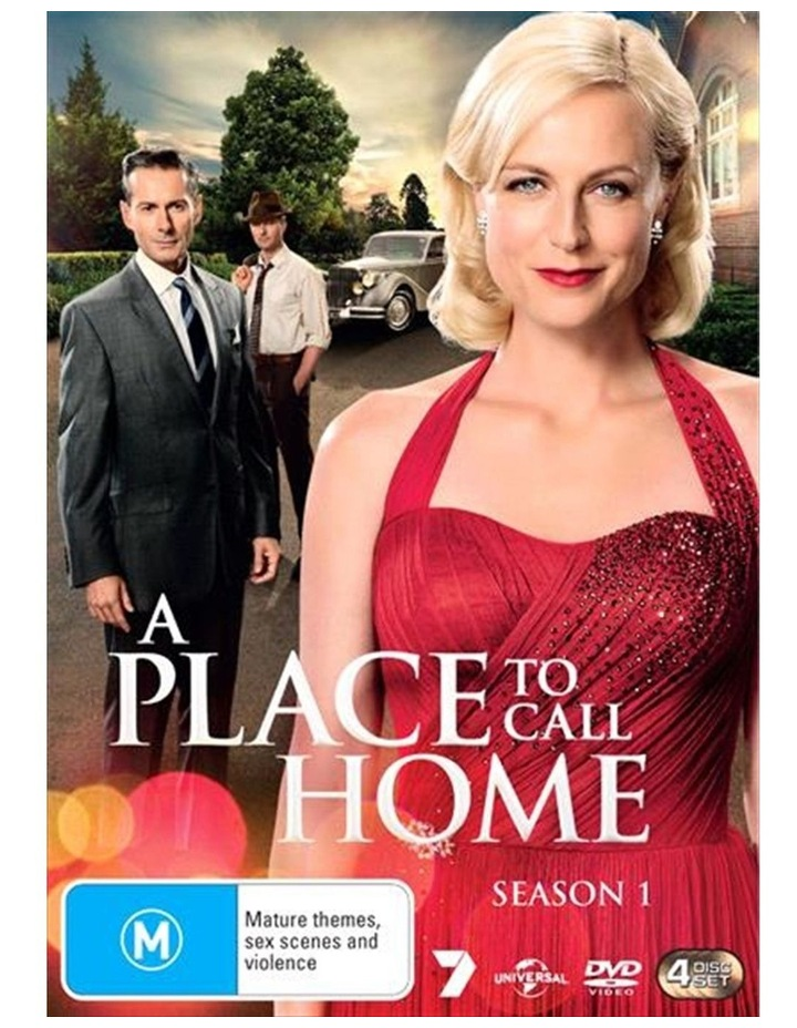 A Place To Call Home - Season 1 DVD image 1