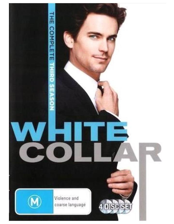 White Collar - Season 3 DVD image 1