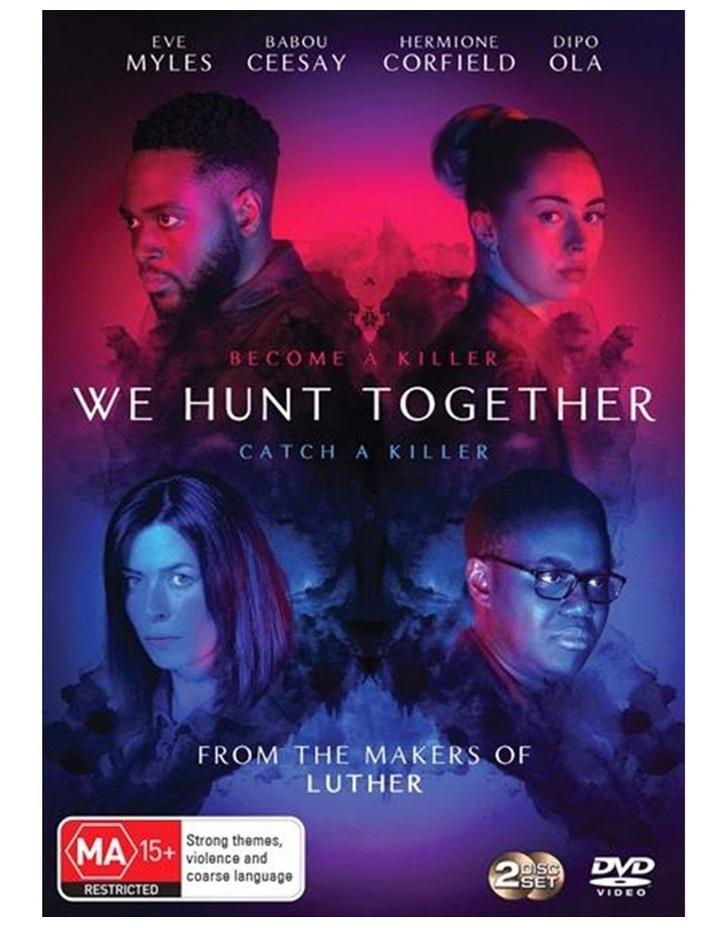 We Hunt Together - Season 1 DVD image 1