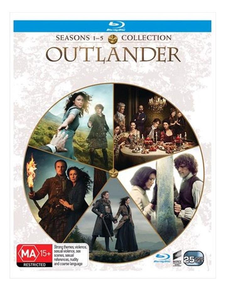 Outlander - Season 1-5 Boxset Blu-ray image 1