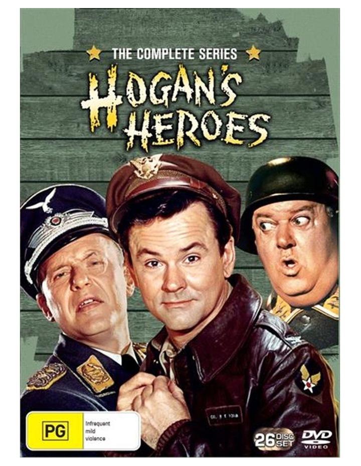 Hogan's Heroes - Season 1-6 Boxset DVD image 1