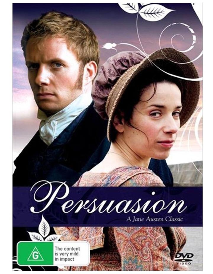 Persuasion DVD image 1