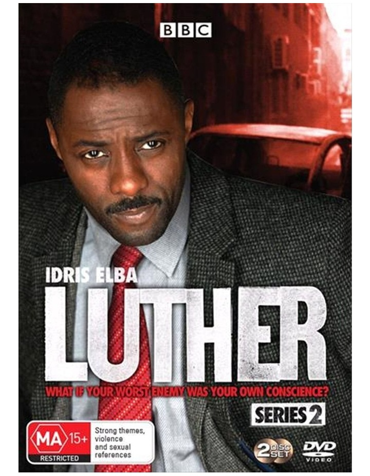 Luther - Series 2 DVD image 1