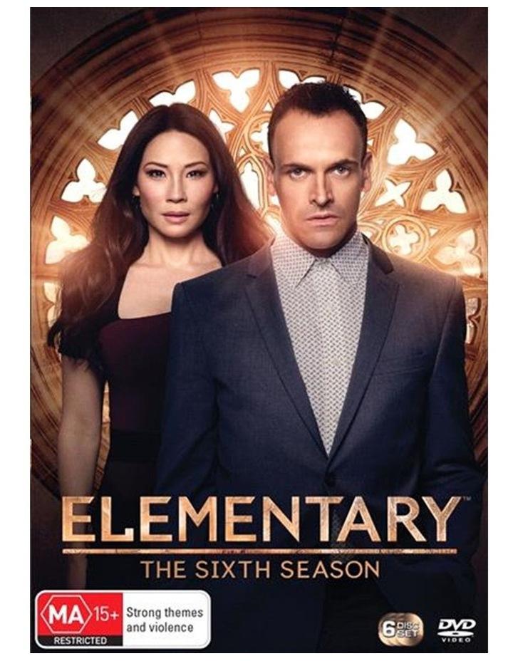 Elementary - Season 6 DVD image 1
