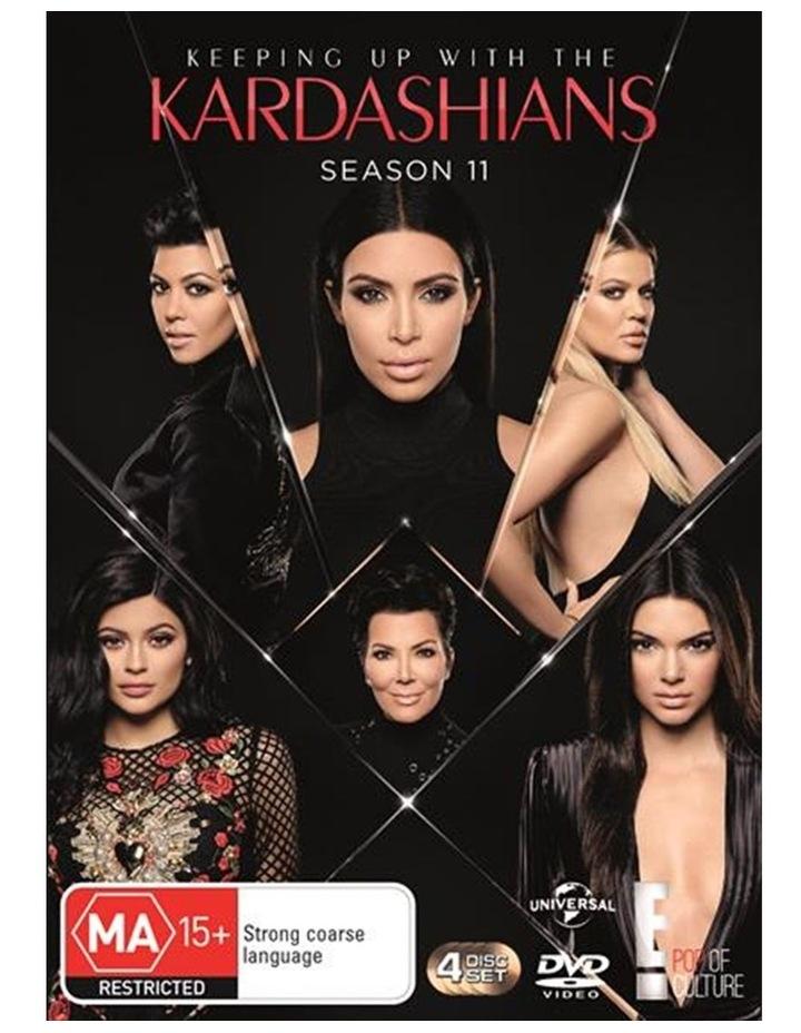 Keeping Up With The Kardashians - Season 11 DVD image 1