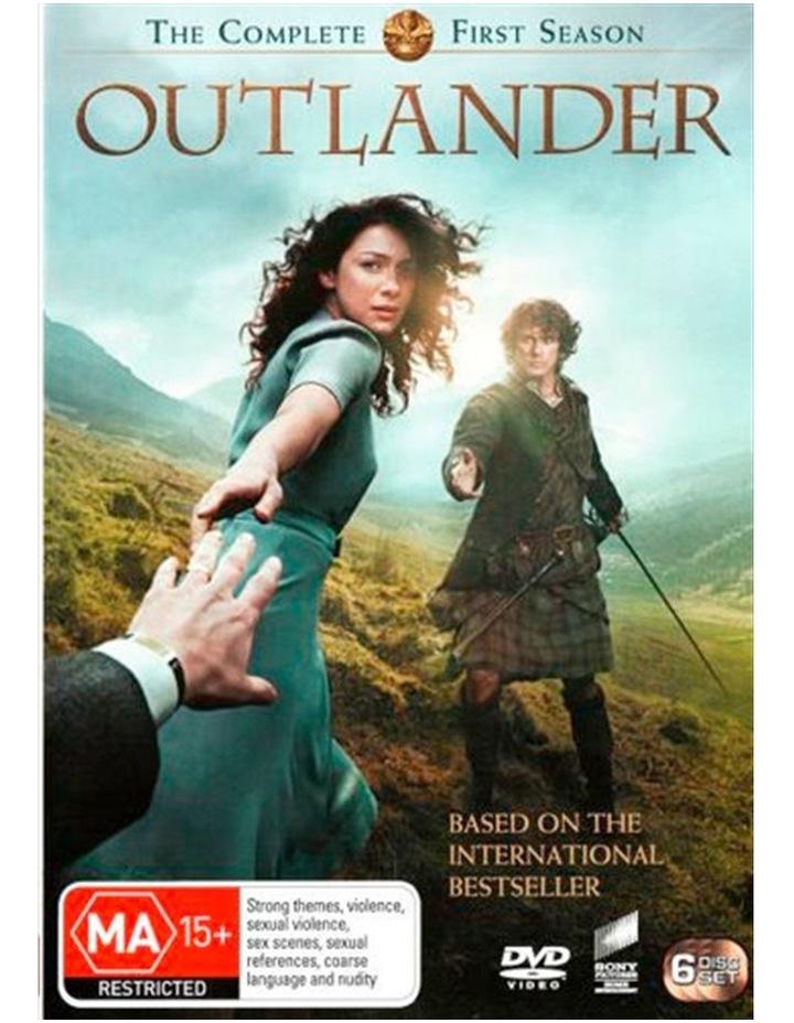 Outlander - Season 1 DVD image 1