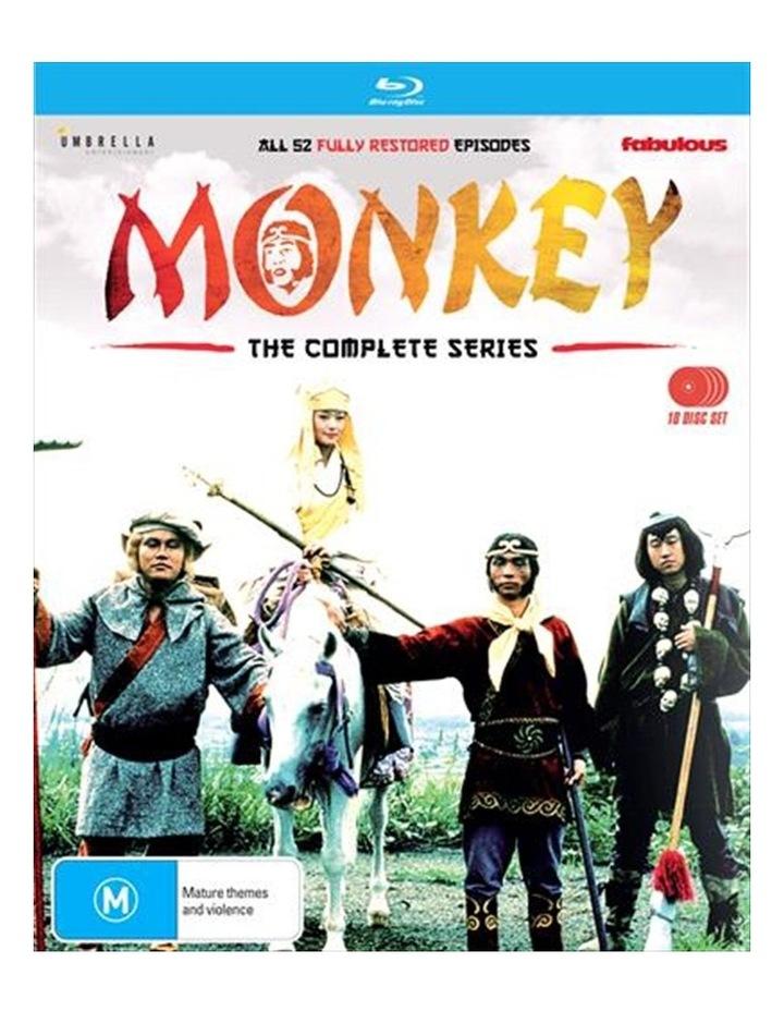 Monkey Complete Series Blu-ray image 1