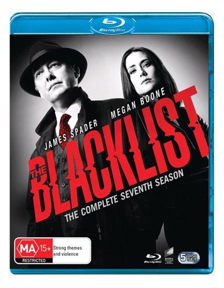 The Blacklist - Season 7 Blu-ray image 1