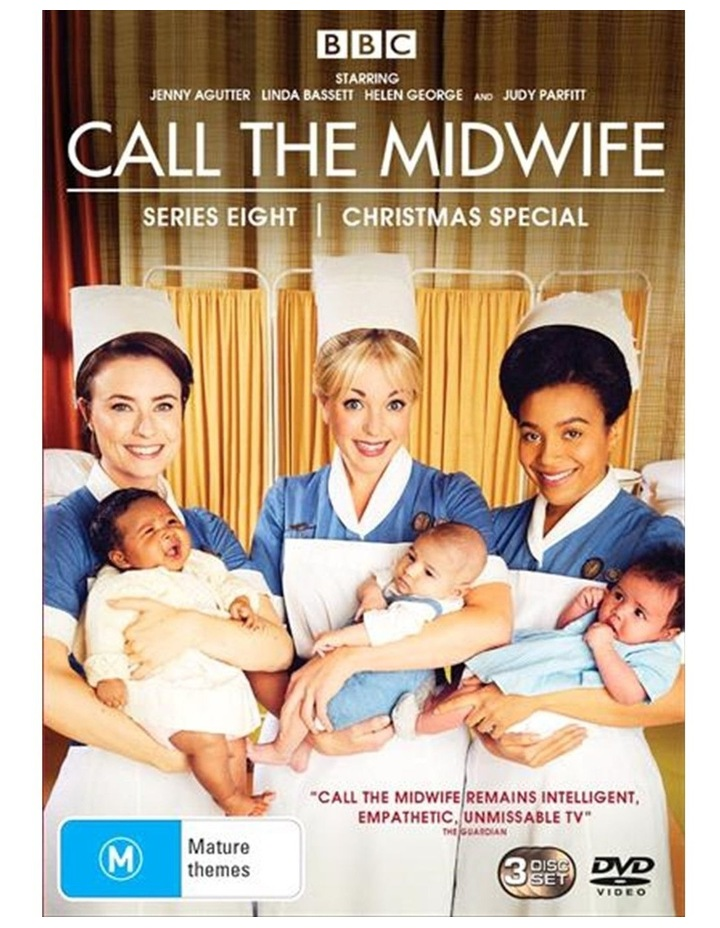 Call The Midwife - Series 8 DVD image 1